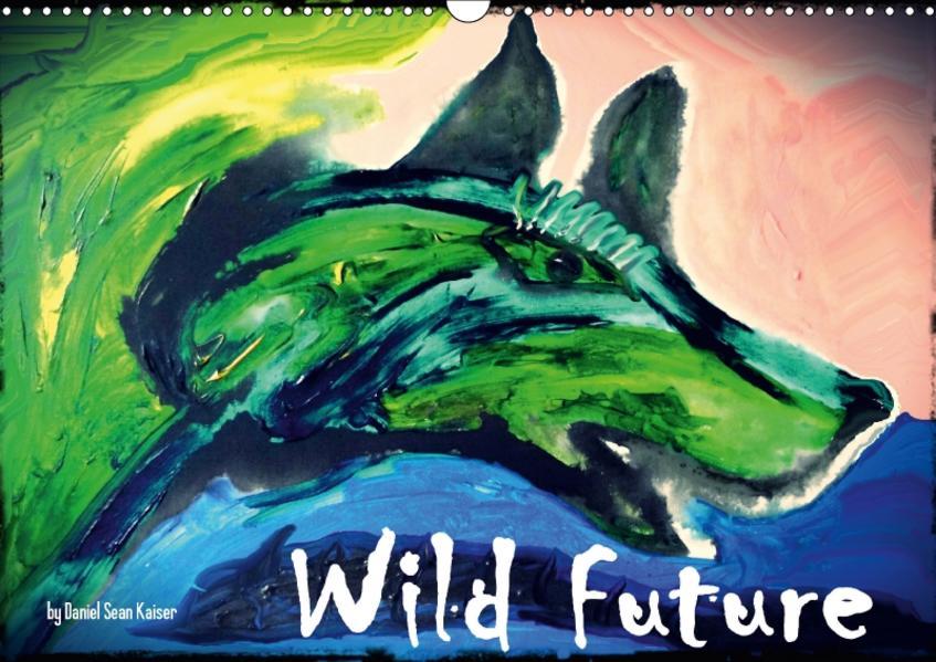 Wild Future (CH-Version) (Wandkalender 2017 DIN A3 quer) - Coverbild