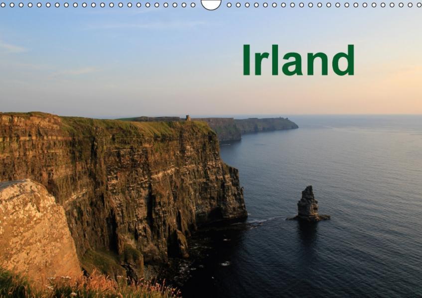 Irland (Wandkalender 2017 DIN A3 quer) - Coverbild