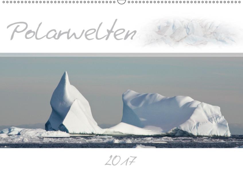 Polarwelten (Wandkalender 2017 DIN A2 quer) - Coverbild