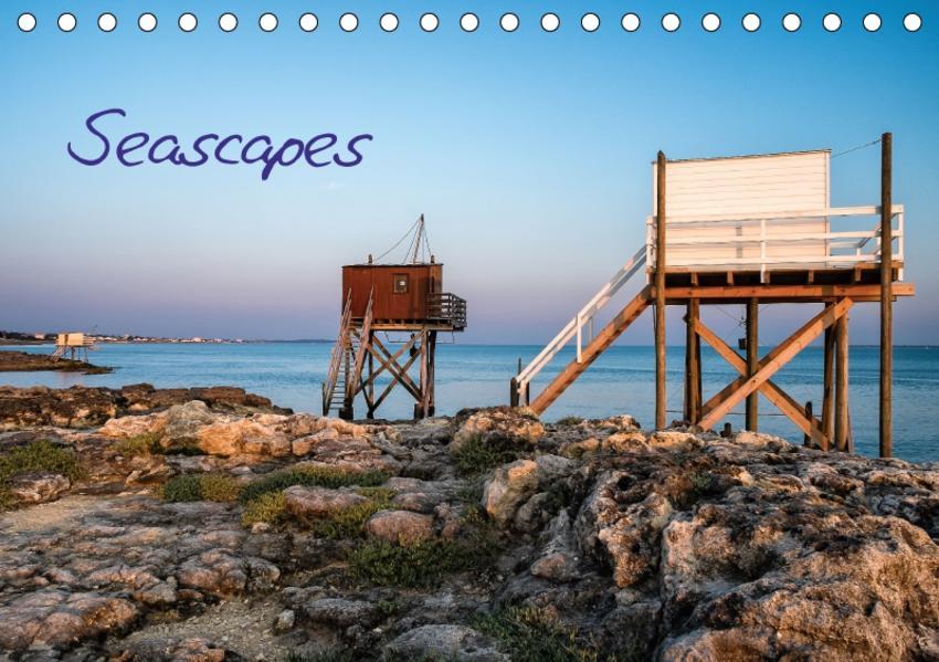 Seascapes (Tischkalender 2017 DIN A5 quer) - Coverbild