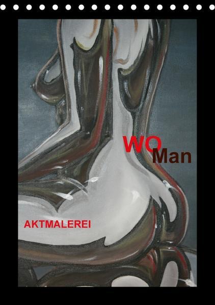 WoMan Aktmalerei (Tischkalender 2017 DIN A5 hoch) - Coverbild