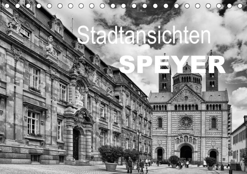 Stadtansichten Speyer (Tischkalender 2017 DIN A5 quer) - Coverbild