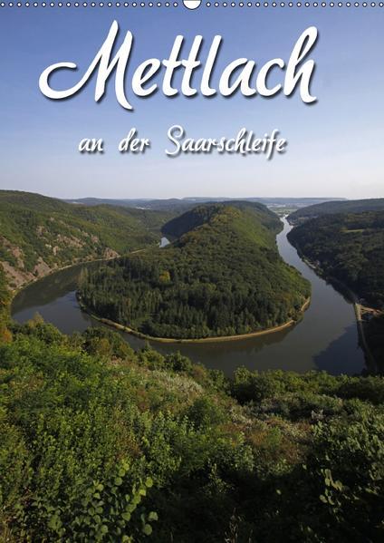 Mettlach (Wandkalender 2017 DIN A2 hoch) - Coverbild