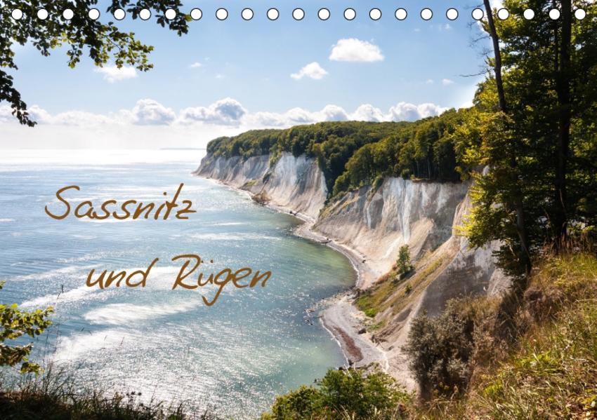 Sassnitz und Rügen (Tischkalender 2017 DIN A5 quer) - Coverbild