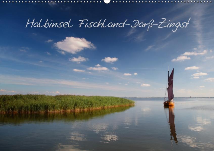 Halbinsel Fischland-Darß-Zingst (Wandkalender 2017 DIN A2 quer) - Coverbild