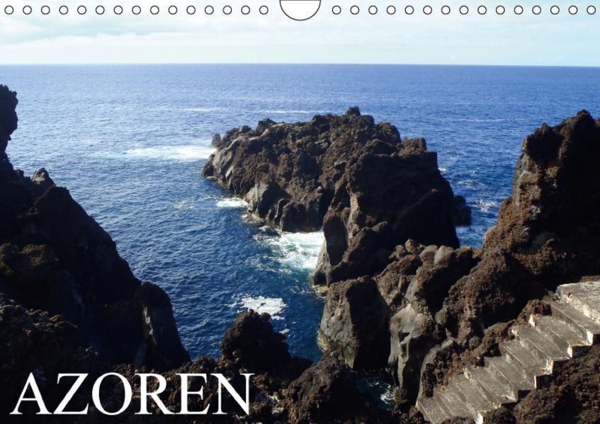 Azoren 2017CH-Version  (Wandkalender 2017 DIN A4 quer) - Coverbild