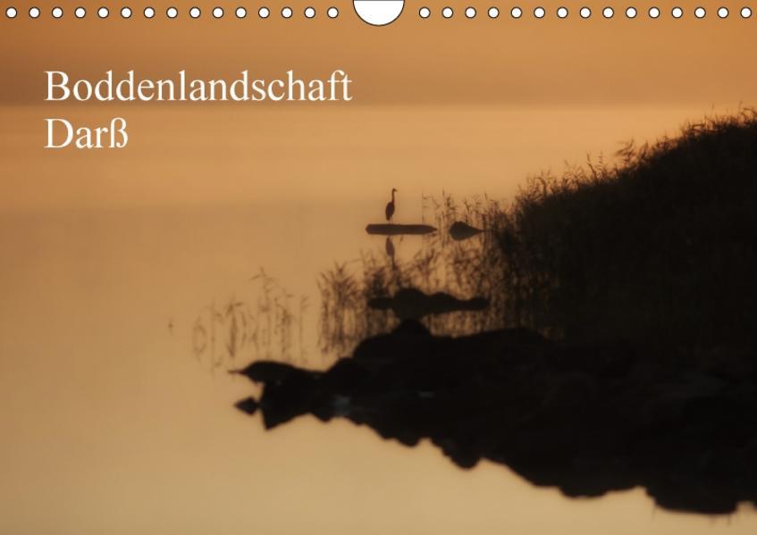 Boddenlandschaft Darß (Wandkalender 2017 DIN A4 quer) - Coverbild