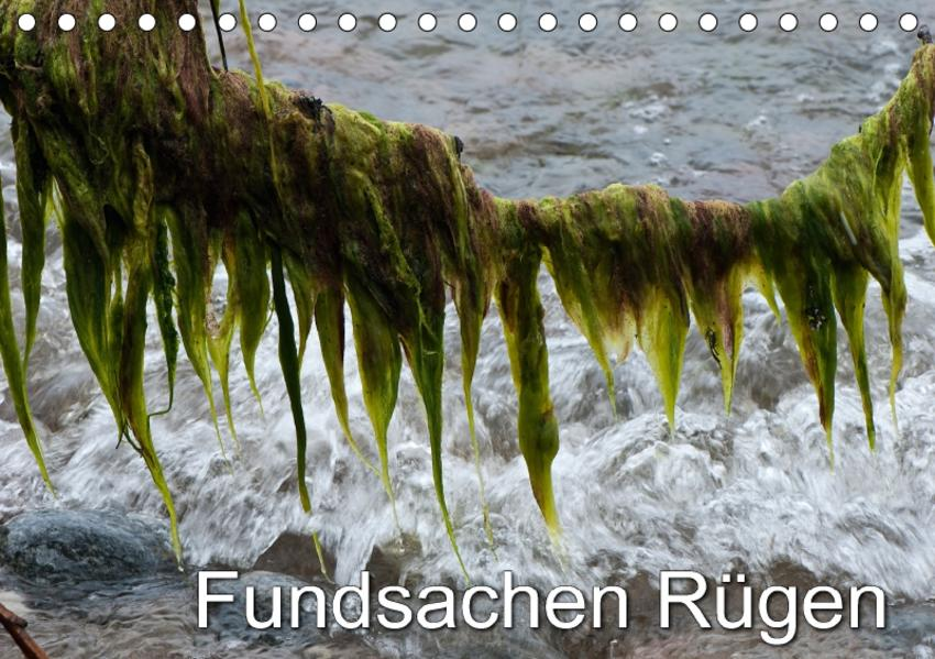 Fundsachen Rügen (Tischkalender 2017 DIN A5 quer) - Coverbild