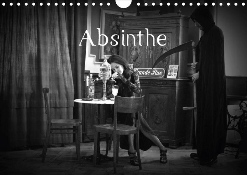 AbsintheCH-Version  (Wandkalender 2017 DIN A4 quer) - Coverbild