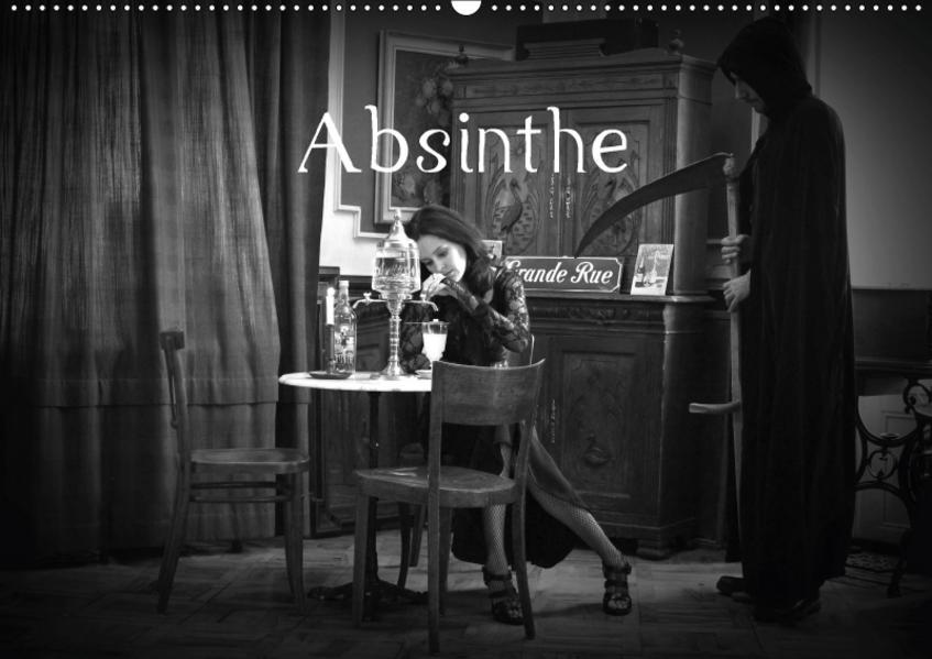 AbsintheCH-Version  (Wandkalender 2017 DIN A2 quer) - Coverbild