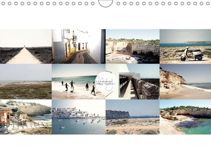 Algarve 2017 (Wandkalender 2017 DIN A4 quer) - Coverbild
