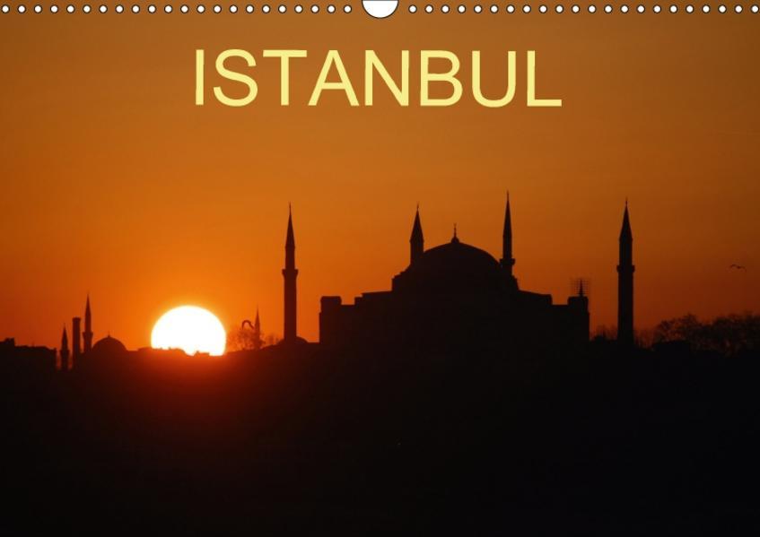 ISTANBUL (Wandkalender 2017 DIN A3 quer) - Coverbild