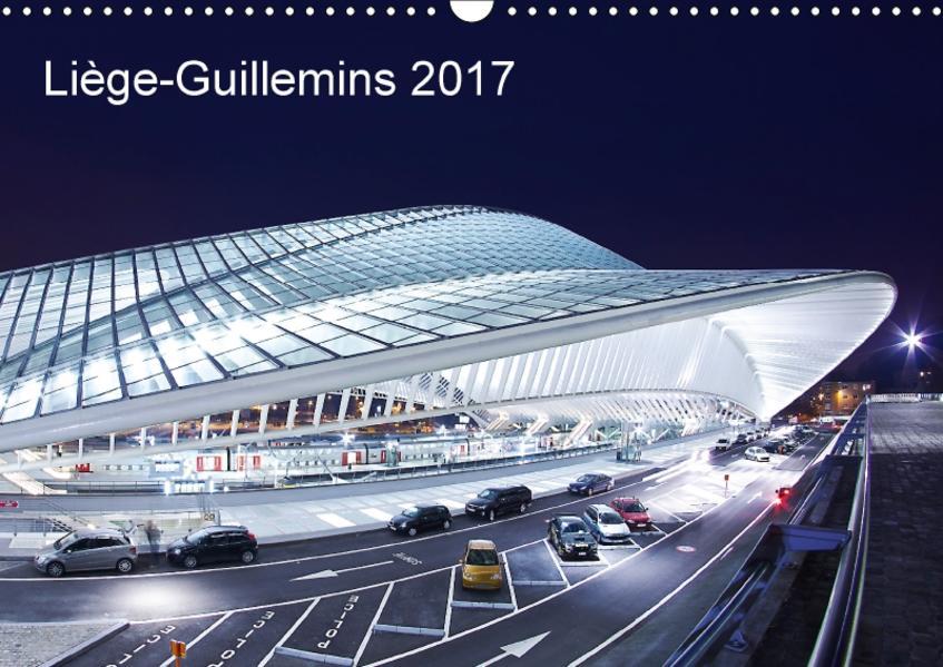 Calatrava 2017 (Wandkalender 2017 DIN A3 quer) - Coverbild