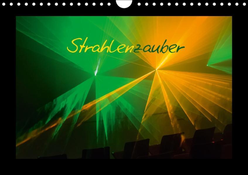 Strahlenzauber (Wandkalender 2017 DIN A4 quer) - Coverbild