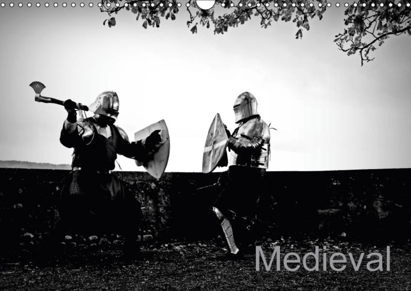 MedievalCH-Version  (Wandkalender 2017 DIN A3 quer) - Coverbild