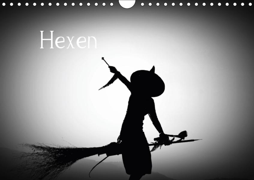 HexenCH-Version  (Wandkalender 2017 DIN A4 quer) - Coverbild