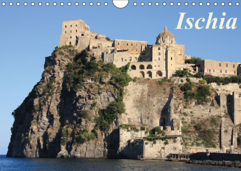 Ischia (Wandkalender 2017 DIN A4 quer) - Coverbild