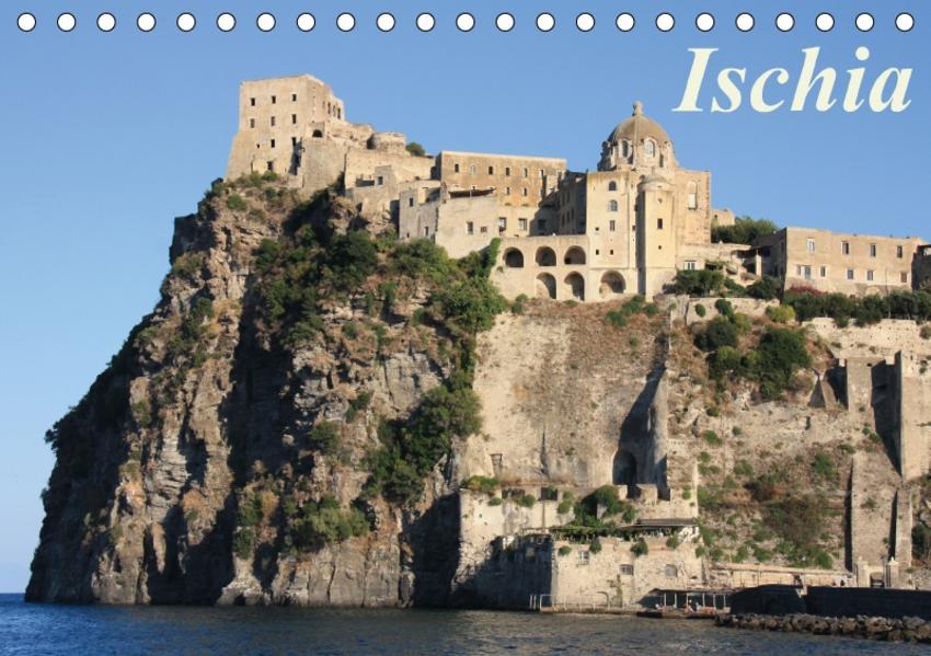 Ischia (Tischkalender 2017 DIN A5 quer) - Coverbild