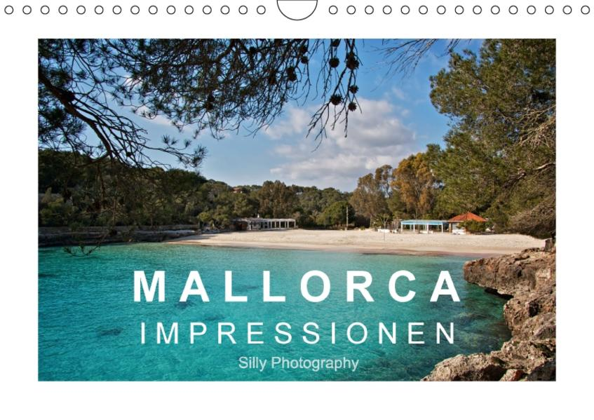 Mallorca - Impressionen (Wandkalender 2017 DIN A4 quer) - Coverbild