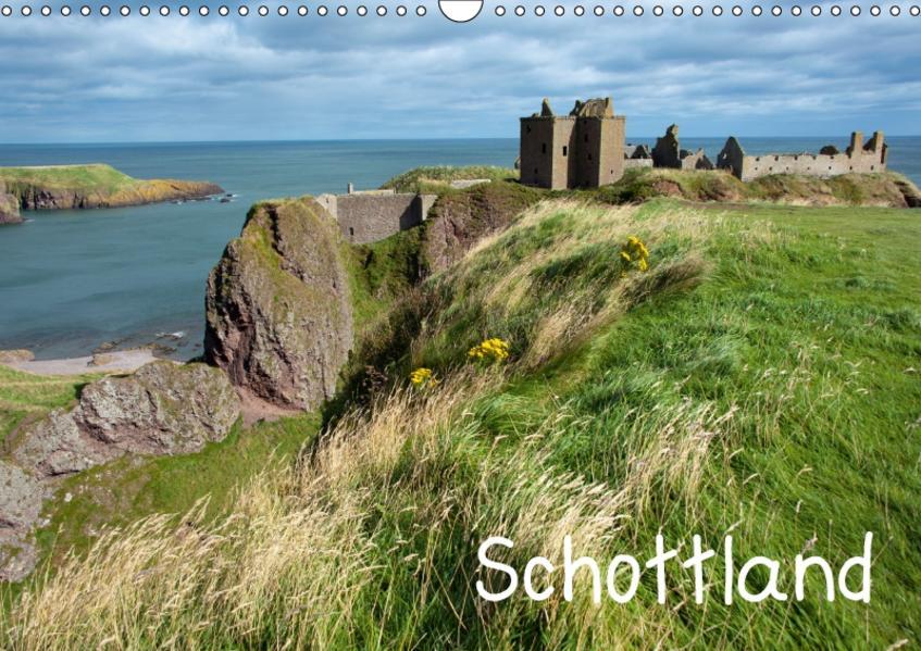 Schottland (Wandkalender 2017 DIN A3 quer) - Coverbild