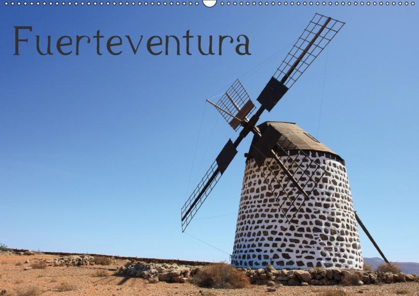 Fuerteventura (Wandkalender 2017 DIN A2 quer) - Coverbild