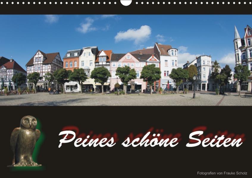 Peines schöne Seiten (Wandkalender 2017 DIN A3 quer) - Coverbild