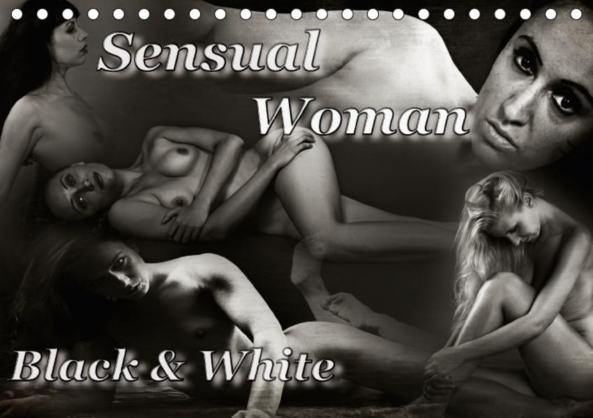 Sensual woman (Tischkalender 2017 DIN A5 quer) - Coverbild