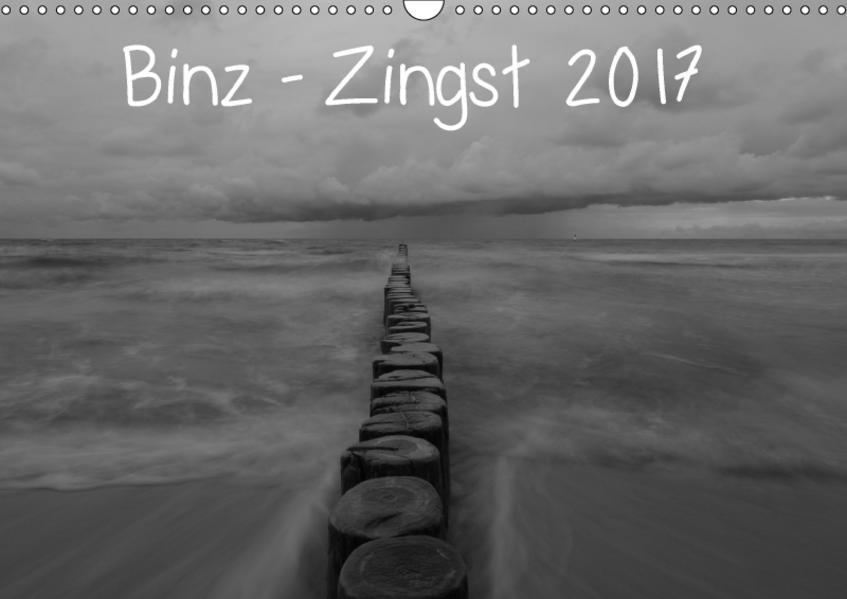 Binz - Zingst 2017 (Wandkalender 2017 DIN A3 quer) - Coverbild