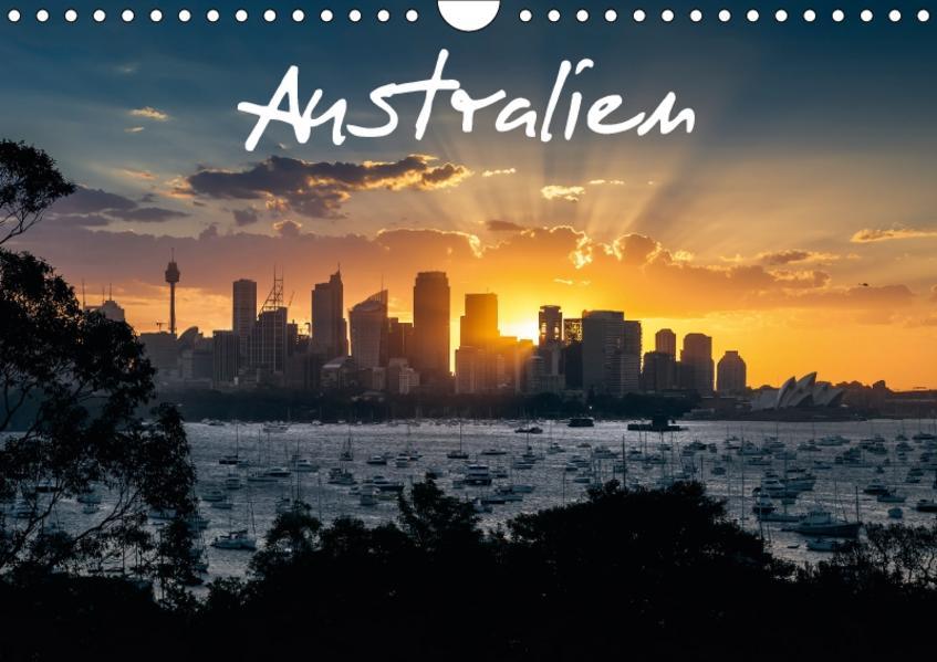 Australien (Wandkalender 2017 DIN A4 quer) - Coverbild