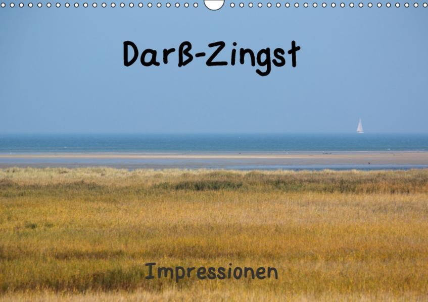 Darß-Zingst Impressionen (Wandkalender 2017 DIN A3 quer) - Coverbild
