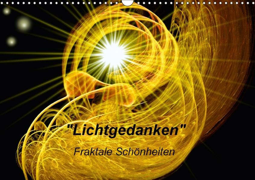 Lichtgedanken / CH-Version (Wandkalender 2017 DIN A3 quer) - Coverbild
