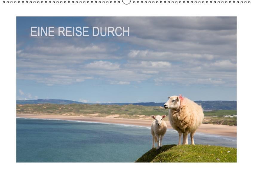 Eine Reise durch Wales (Wandkalender 2017 DIN A2 quer) - Coverbild