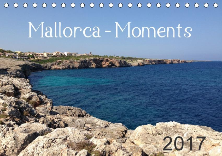 Mallorca - Moments / GeburtstagskalenderCH-Version  (Tischkalender 2017 DIN A5 quer) - Coverbild