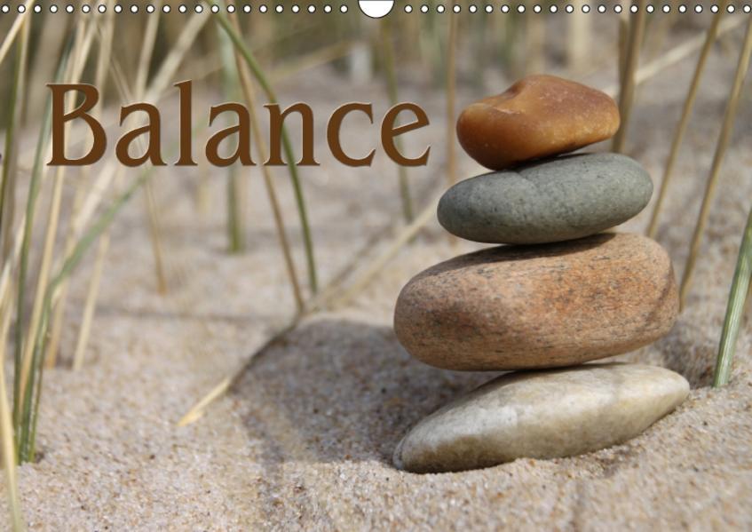 Balance / AT-Version (Wandkalender 2017 DIN A3 quer) - Coverbild