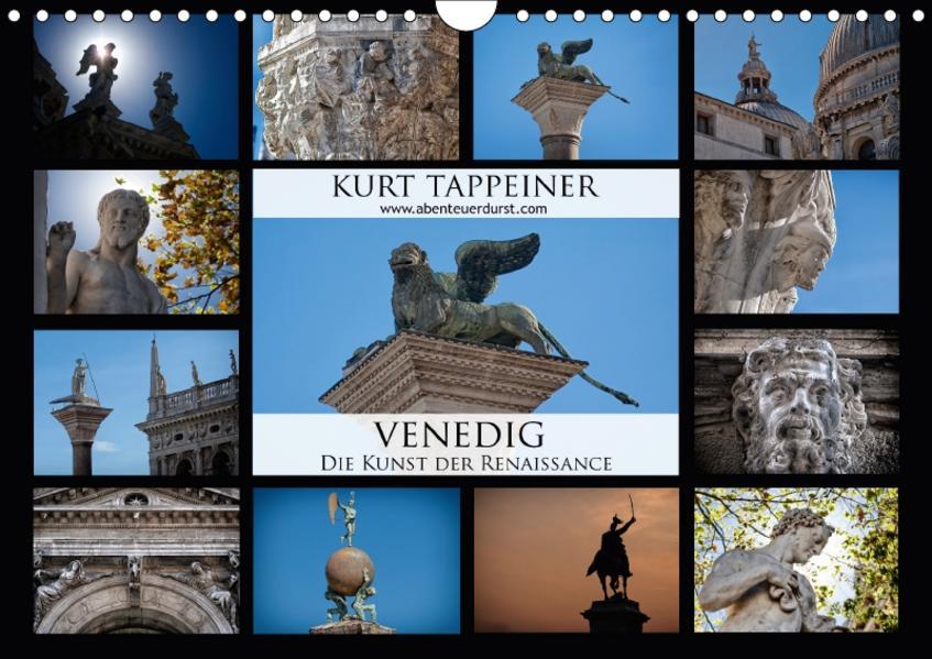 Venedig (Wandkalender 2017 DIN A4 quer) - Coverbild