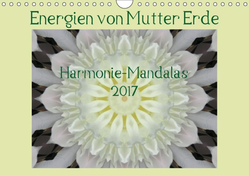 Energien von Mutter Erde (Wandkalender 2017 DIN A4 quer) - Coverbild