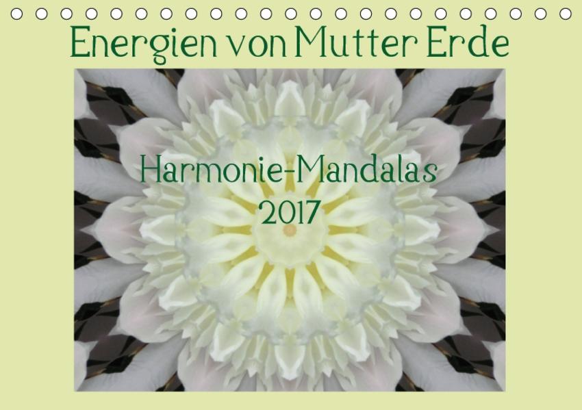 Energien von Mutter Erde (Tischkalender 2017 DIN A5 quer) - Coverbild