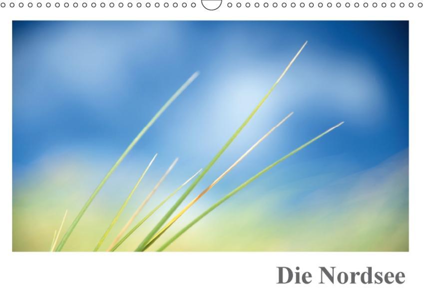 Die Nordsee (Wandkalender 2017 DIN A3 quer) - Coverbild