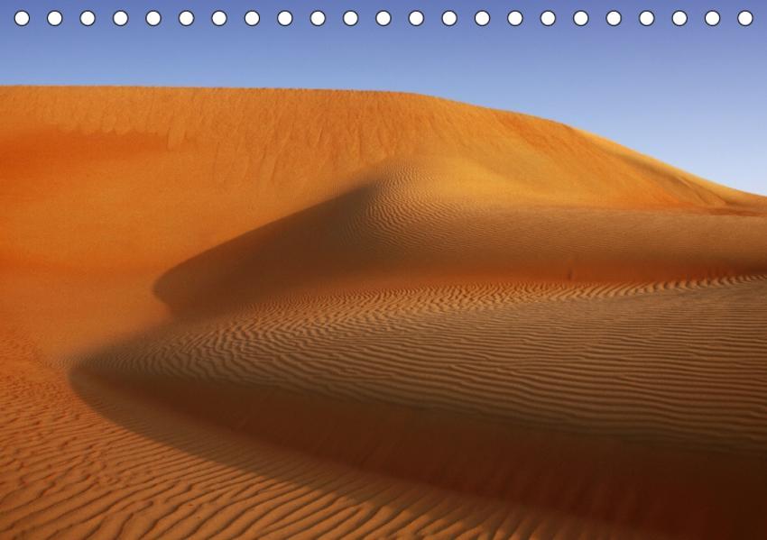 Farben der Wüste (Tischkalender 2017 DIN A5 quer) - Coverbild