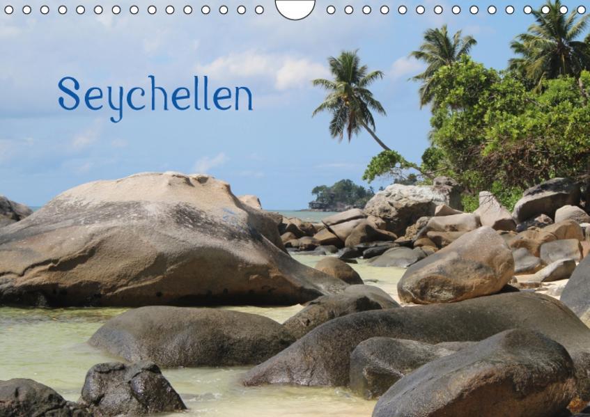 Seychellen (Wandkalender 2017 DIN A4 quer) - Coverbild