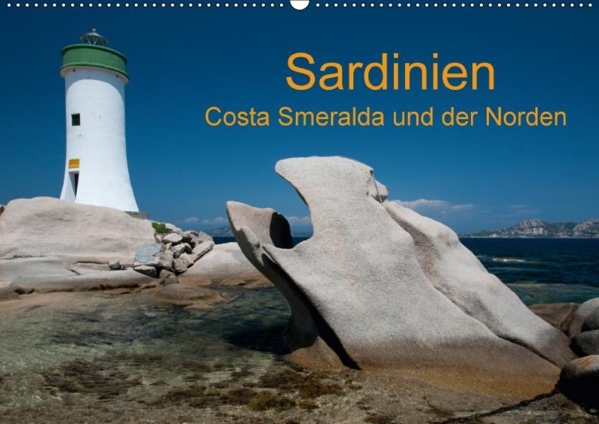 Sardinien Costa Smeralda und der Norden (Wandkalender 2017 DIN A2 quer) - Coverbild