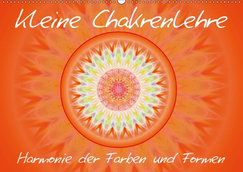 Kleine Chakrenlehre / CH-Version (Wandkalender 2017 DIN A2 quer) - Coverbild