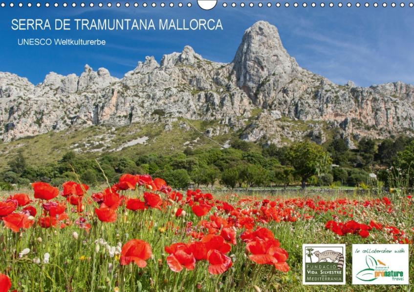 Serra de Tramuntana Mallorca (Wandkalender 2017 DIN A3 quer) - Coverbild