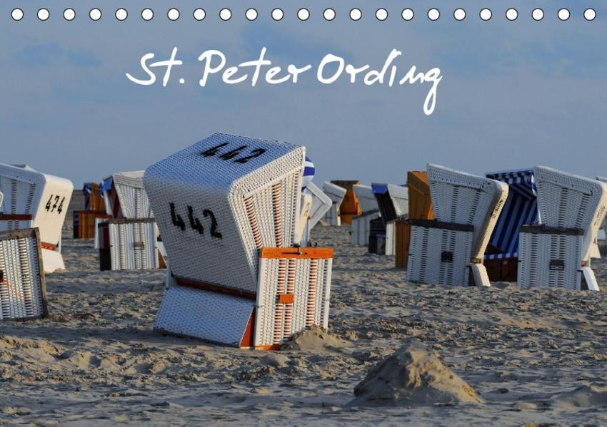 St. Peter Ording (Tischkalender 2017 DIN A5 quer) - Coverbild