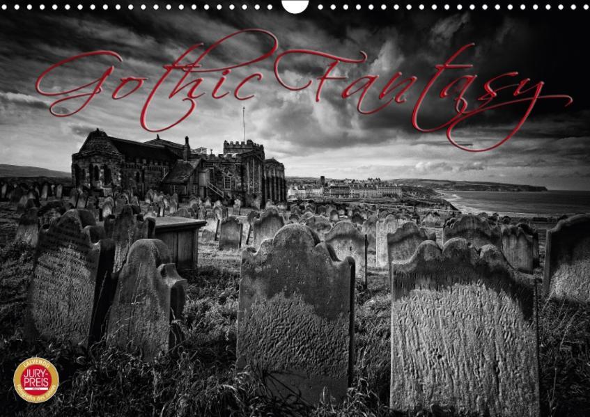 Gothic Fantasy (Wandkalender 2017 DIN A3 quer) - Coverbild