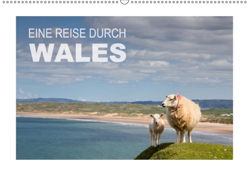 Wales / AT-Version (Wandkalender 2017 DIN A2 quer) - Coverbild