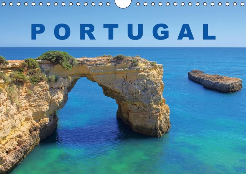 Portugal (Wandkalender 2017 DIN A4 quer) - Coverbild