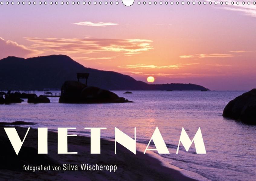 VIETNAM (Wandkalender 2017 DIN A3 quer) - Coverbild