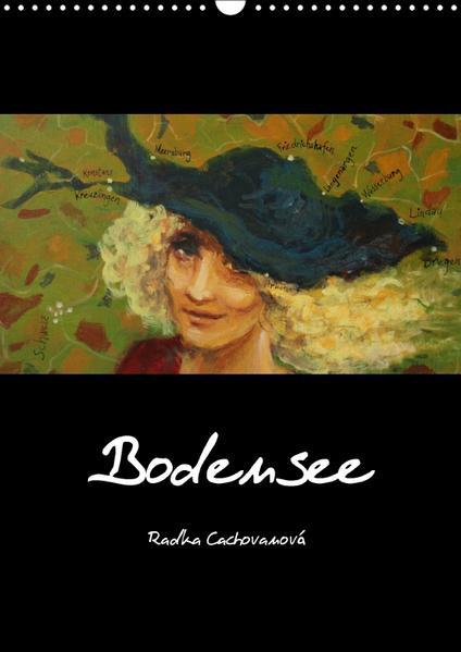 Bodensee (Wandkalender 2017 DIN A3 hoch) - Coverbild