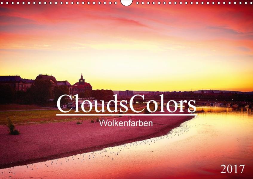 CloudsColors 2017 (Wandkalender 2017 DIN A3 quer) - Coverbild